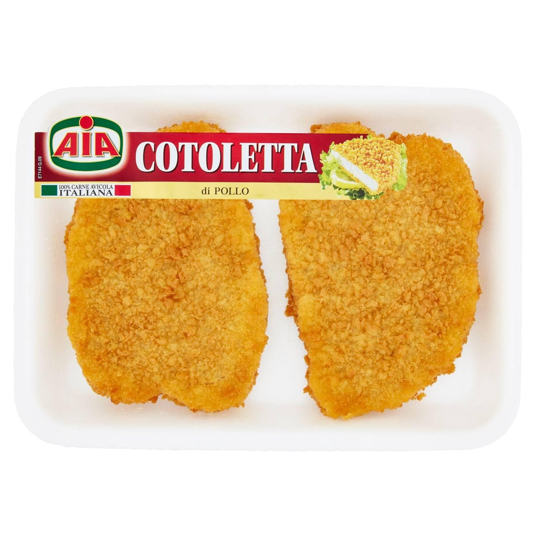 AIA COTOLETTE DI POLLO GR 230